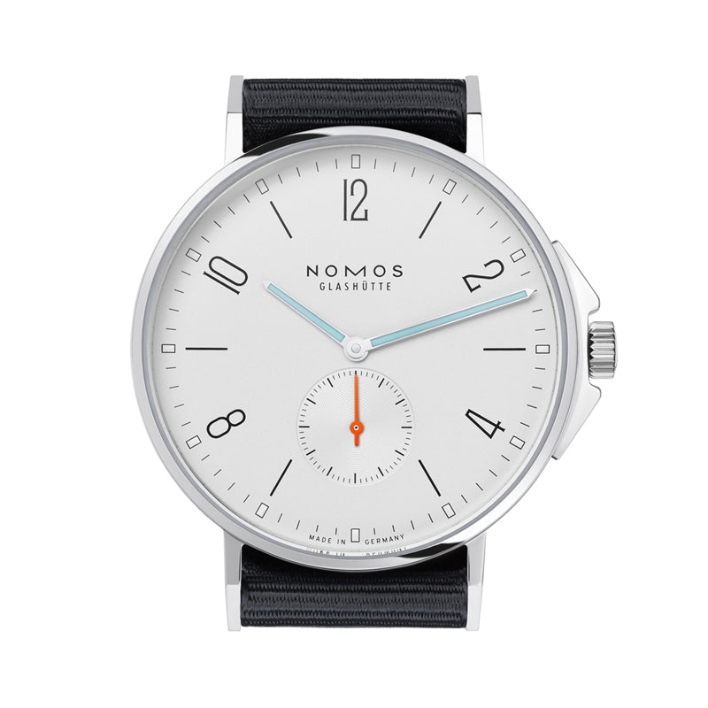 Nomos Ahoi Stainless Steel Wristwatch NO-550