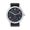 Nomos Club Neomatik Atlantic Stainless Steel Wristwatch NO 741