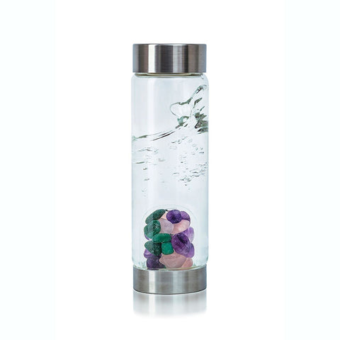 Via Beauty Gem Water Bottle