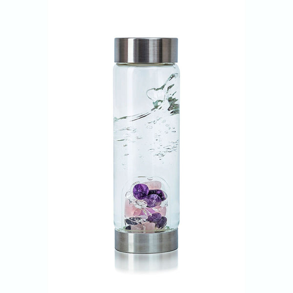 Via Wellness Gem Water Bottle