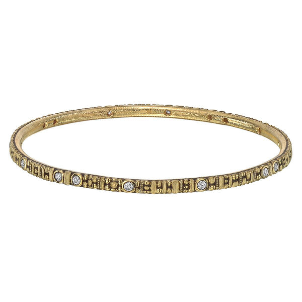 Alex Sepkus Diamond and 18K Gold