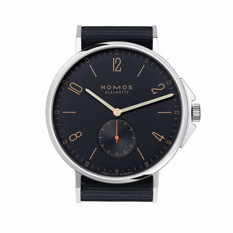 Nomos Ahoi Atlantic Stainless Steel Ref. 552