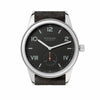 Nomos Club 38 Campus Nacht Stainless Steel Ref. 736