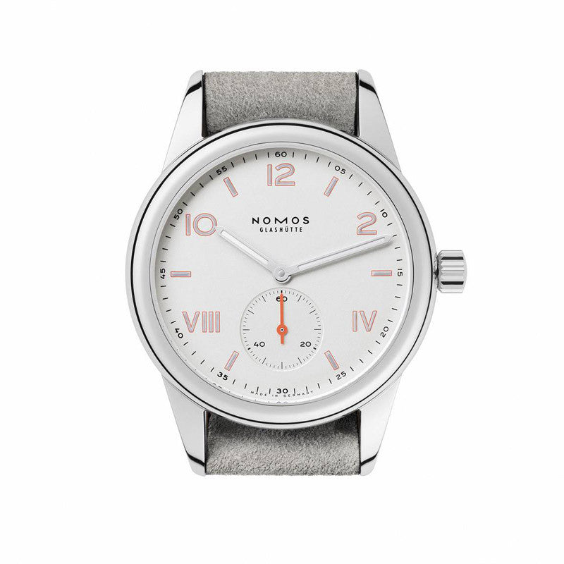 Nomos Club Campus Stainless Steel Ref. 708