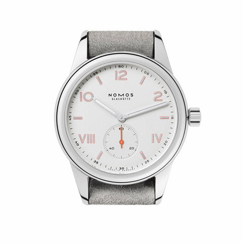 Nomos Club Campus Stainless Steel Wristwatch NO 708