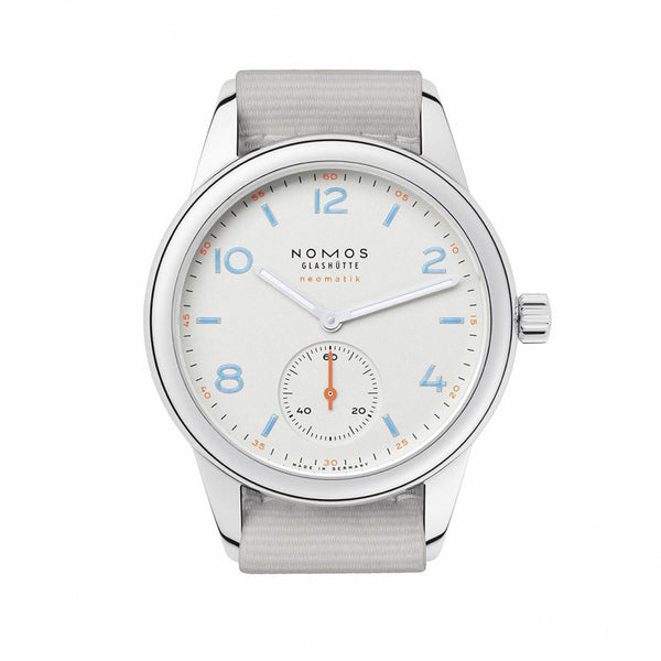 Nomos Club Neomatik Stainless Steel Ref. 740