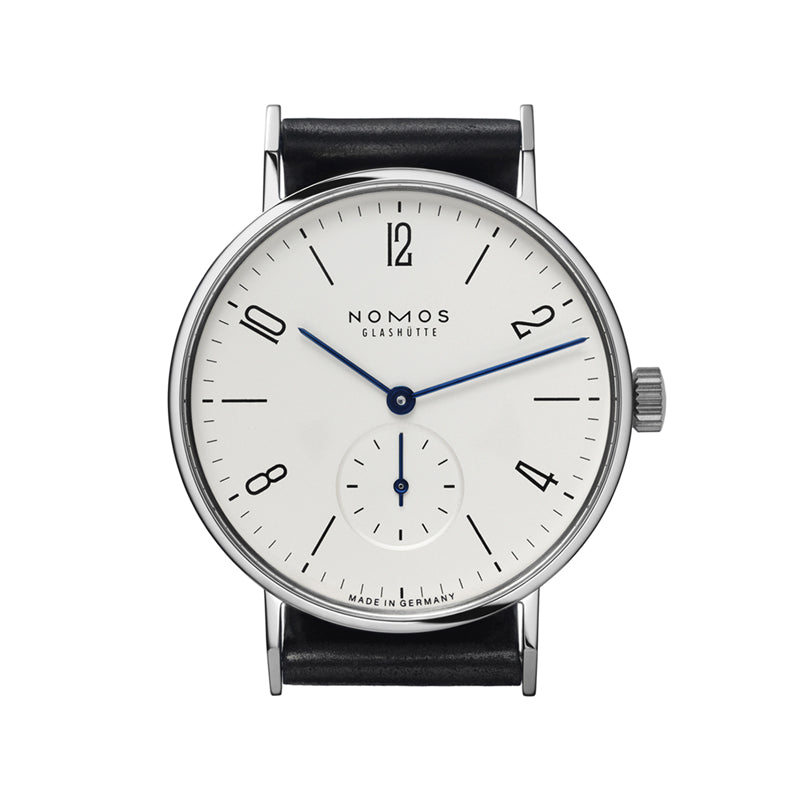 Nomos Tangente Stainless Steel Watch Ref. 139 with 43 hour power reserve, made in Germany