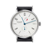 Nomos Tangente Gangreserve Stainless Steel Wristwatch NO-172