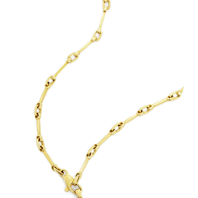 Alex Sepkus Handmade 18K Yellow Gold and Diamond