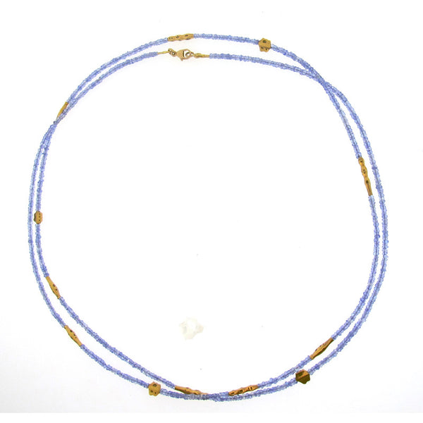 Alex Sepkus Tanzanite Necklace