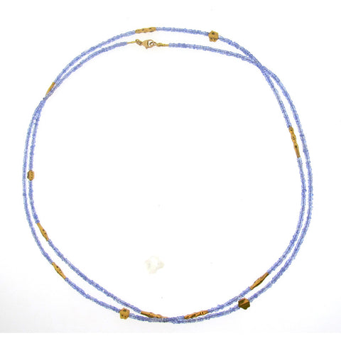 Alex Sepkus Tanzanite Necklace BN-62