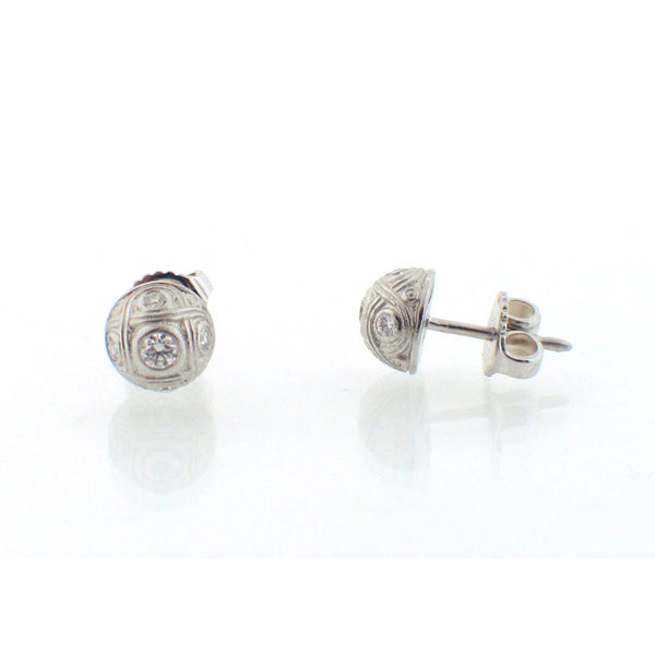 Alex Sepkus Diamond Earrings E-40P