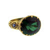 Alex Sepkus Green Tourmaline, Sapphire and Diamond