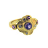 Alex Sepkus Purple Sapphire and Diamond