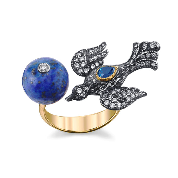 Arman Sarkisyan Peace on Earth Ring
