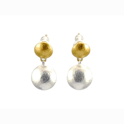 Gurhan 24K Gold and Sterling Silver