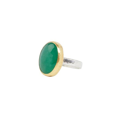 Gurhan One-of-a-Kind Aventurine Ring