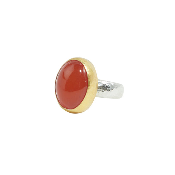 Gurhan One-of-a-Kind Carnelian Ring