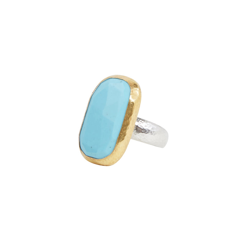 Gurhan One-of-a-Kind Turquoise Ring