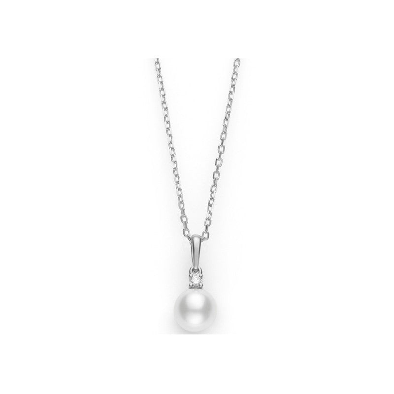 c p moda gold pendant pearl diamond brands freshwater white pendants