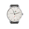 Nomos Metro Datum Gangreserve Stainless Steel Wristwatch NO-1101