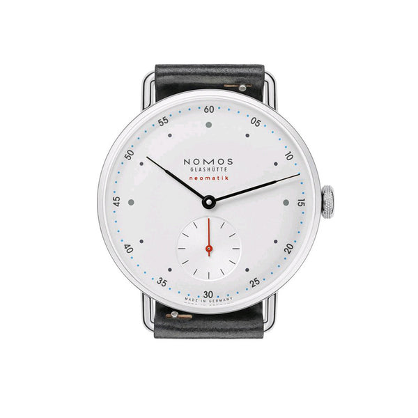 Nomos 1st Edition Neomatik Metro Stainless Steel Wristwatch NO-1104