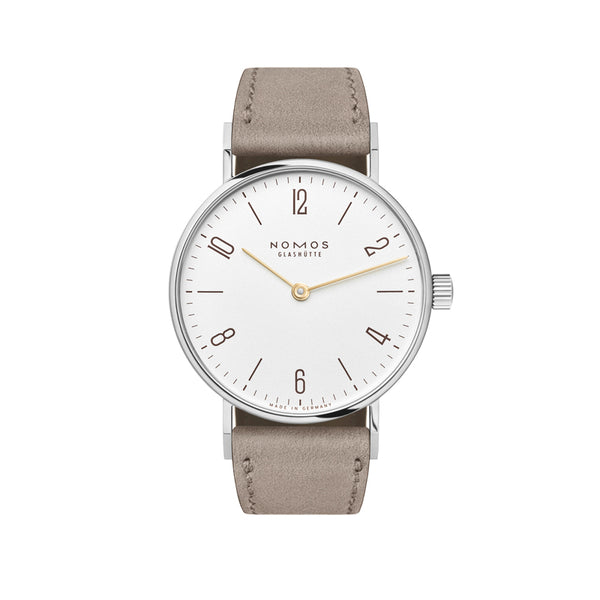 Nomos Tangente 33 Duo Stainless Steel Watch Ref. 127