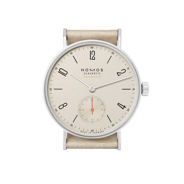 Nomos 1st Edition Tangente Neomatik Champagne Stainless Steel Wristwatch NO-174