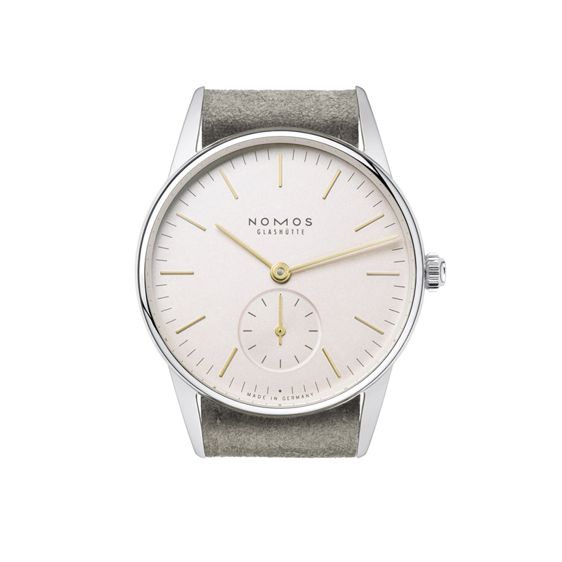 Nomos Orion 33 Rose Stainless Steel Ref. 325