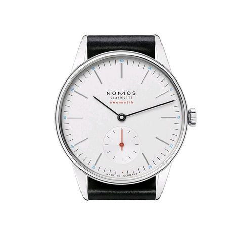 Nomos 1st Edition Neomatik Orion Stainless Steel Wristwatch NO-390