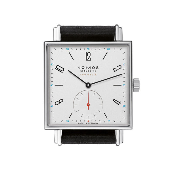 Nomos Tetra Neomatik Stainless Steel Wristwatch NO 421