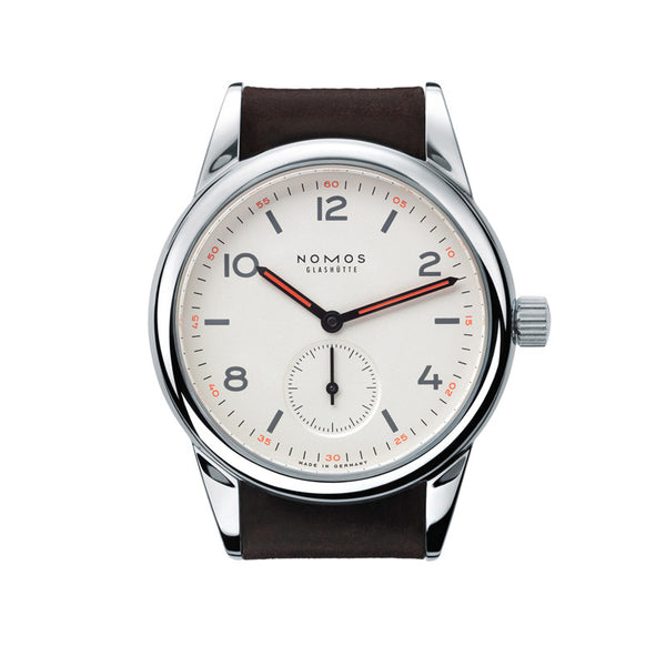 Nomos Club Stainless Steel Wristwatch NO-703
