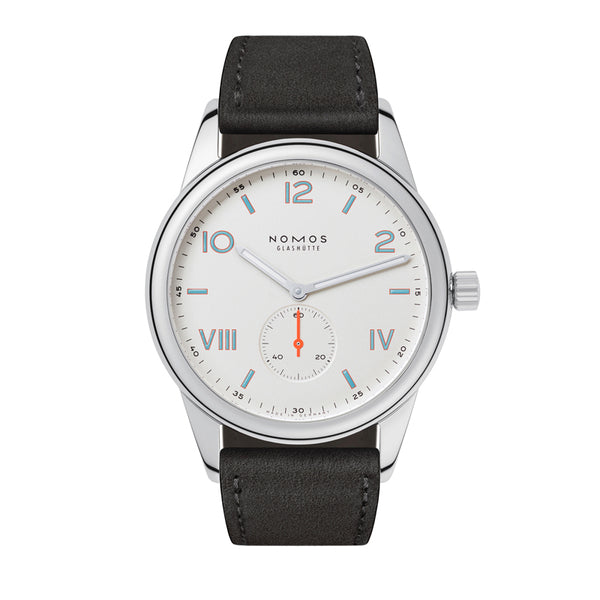Nomos Club Campus 38 Stainless Steel Ref. 735