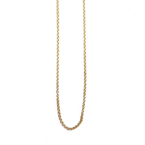 Sethi Couture 18K Yellow Gold Rolo Chain