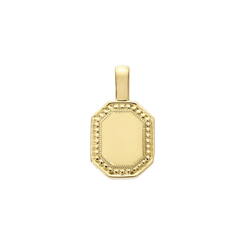 Sethi Couture 18KY P.S. Tag Charm - Small