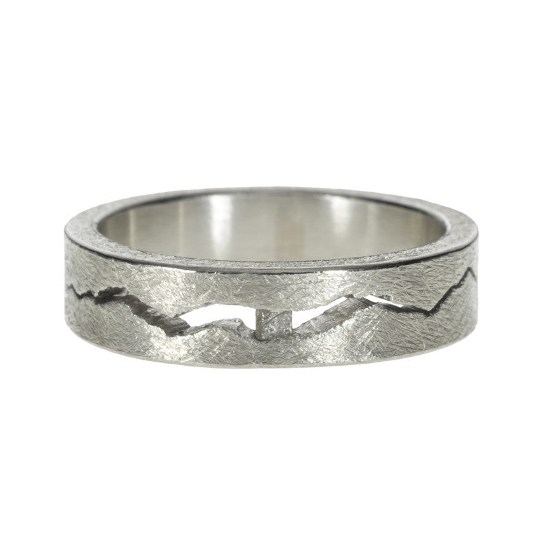 Todd Reed Sterling Silver Band
