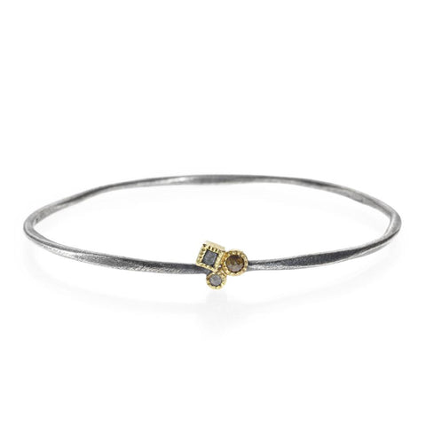 Todd Reed Diamond Bangle Bracelet No. 1