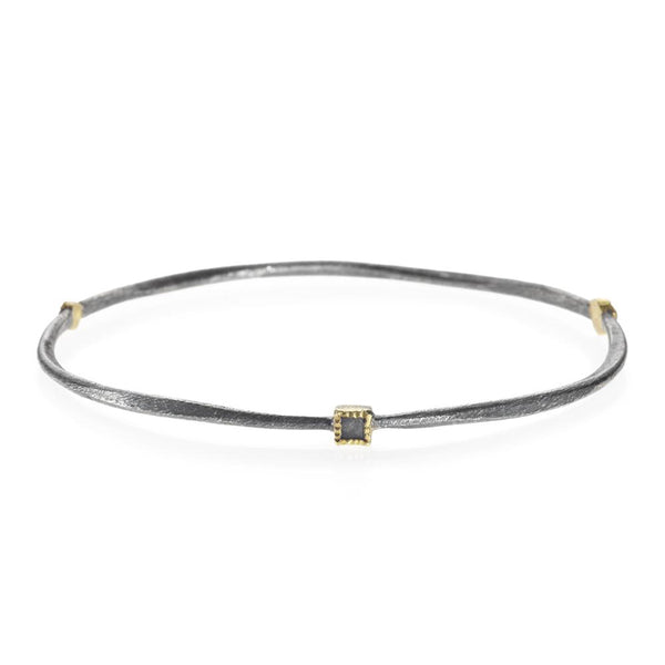 Todd Reed Diamond Bangle Bracelet No. 3