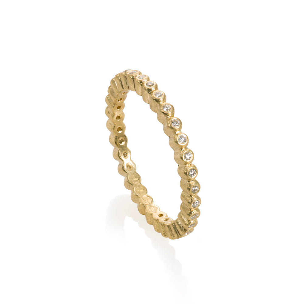 eternity tw diamond bracelet pin gold white ct in tennis