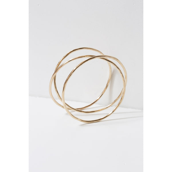 Zuzko Jewelry Gold Filled Slinky Bracelet
