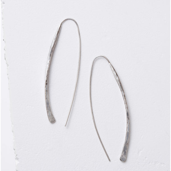 Zuzko Jewelry Silver Drop Earrings