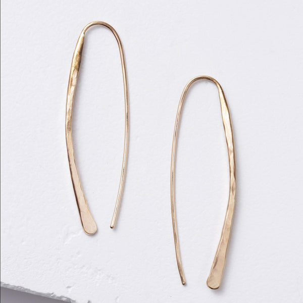 Zuzko Jewelry Gold Filled Drop Earrings