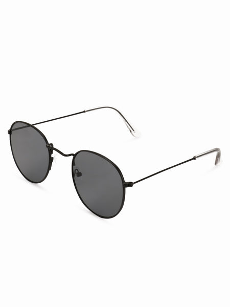 Pilot Black Sunglasses