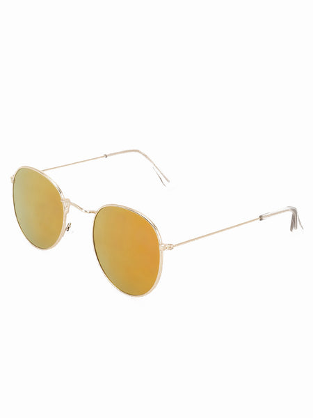 Pilot Gold Sunglasses