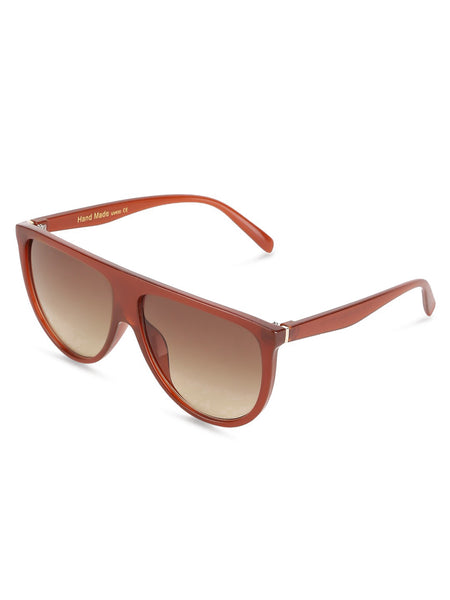 Red Pilot Sunglass