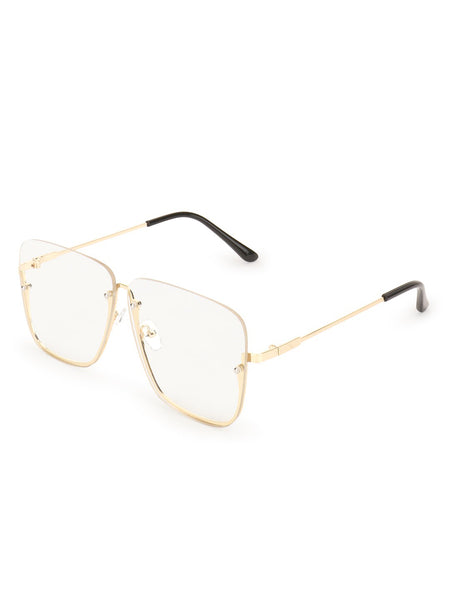 Transparent Square Clear Frames