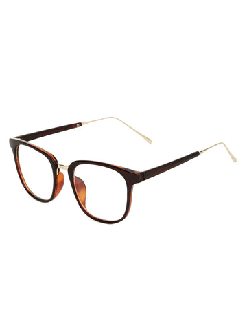 Square Brown Frames