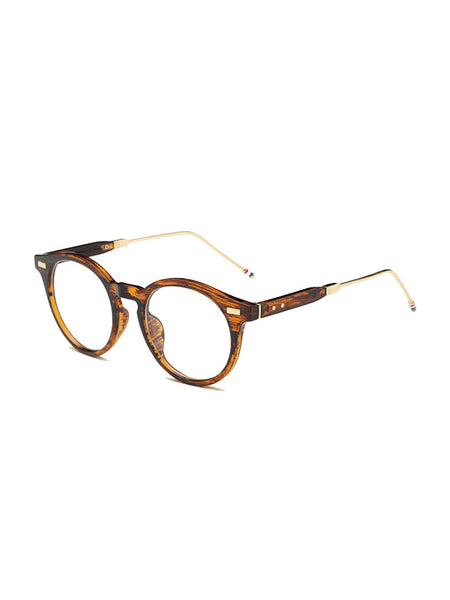 Leopard Frames with metal handle