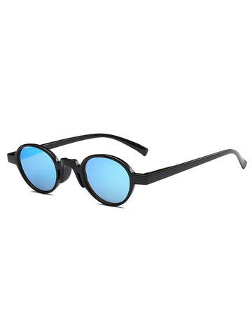 Blue Vintage Sunglasses