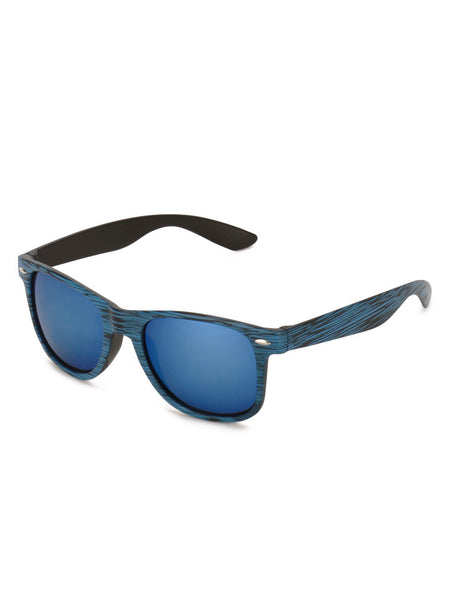 Blue Reflector Sunglass